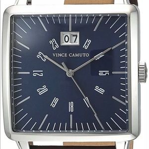 Vince Camuto Blue Dial men's Watch